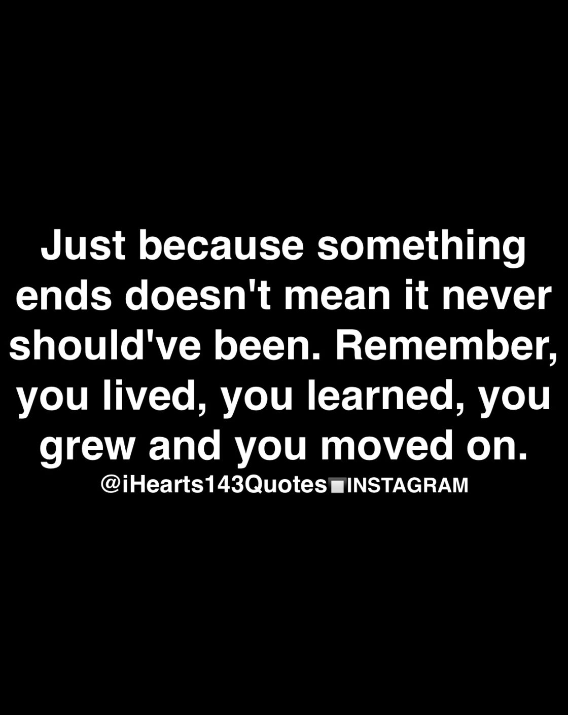 Moved On Quotes Daily Motivational Quotes  Ihearts143Quotes